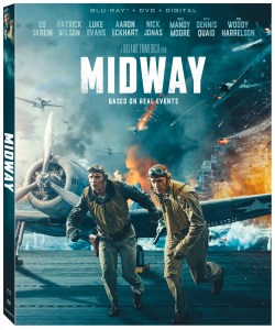 [Blu-Ray Review] Midway (2019); Now Available On 4K Ultra HD, Blu-ray, DVD & Digital From Lionsgate 1