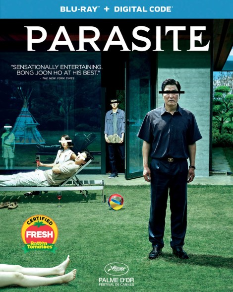 Parasite; Bong Joon Ho's Oscar Nominated Film Arrives On Blu-ray & DVD January 28, 2020 & Is Now Available On Digital From Universal 5
