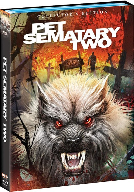 Full Details Revealed For 'Pet Sematary Two' Collector's Edition; Arrives On Blu-ray February 25, 2020 From Scream Factory 3
