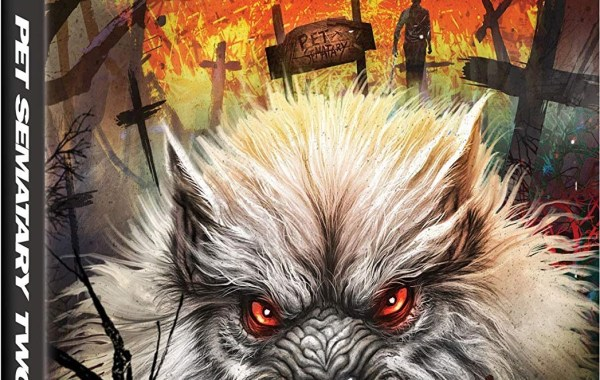 Full Details Revealed For 'Pet Sematary Two' Collector's Edition; Arrives On Blu-ray February 25, 2020 From Scream Factory 2