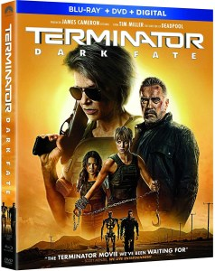 [Blu-Ray Review] Terminator: Dark Fate; Available On 4K Ultra HD, Blu-ray & DVD January 28, 2020 From Paramount 1