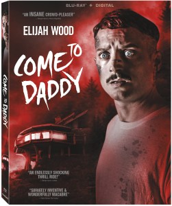 Come To Daddy Blu ray artwork