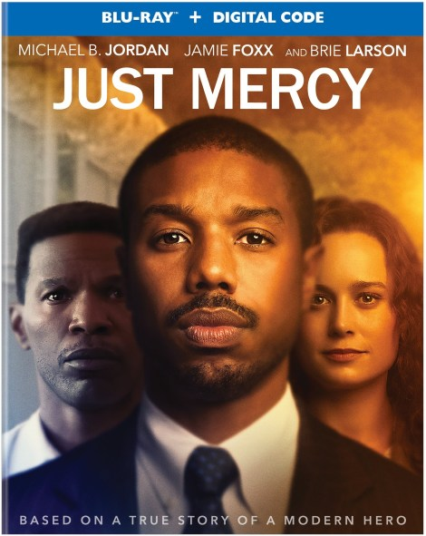 Just Mercy; Arrives On Digital March 24 & On Blu-ray & DVD April 14, 2020 From Warner Bros 1