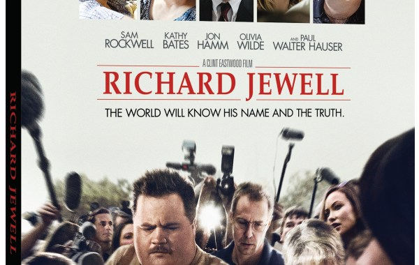 Richard Jewell Blu ray artwork