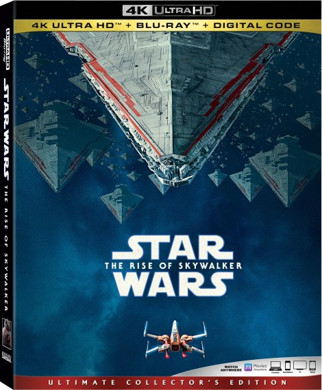 Star Wars: The Rise Of Skywalker; Arrives On Digital March 17 & On 4K Ultra HD, Blu-ray & DVD March 31, 2020 From Lucasfilm 3