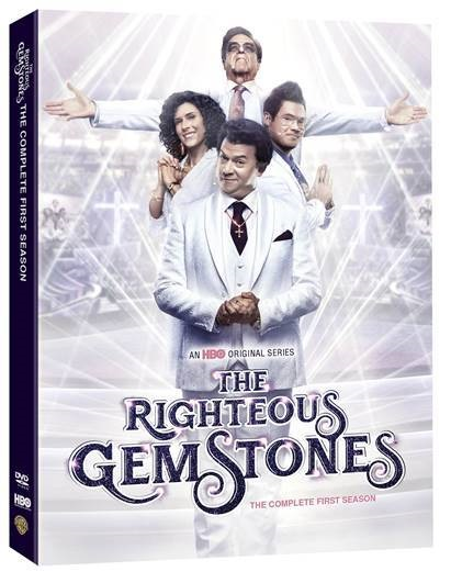 The Righteous Gemstones Season 1 DVD Cover