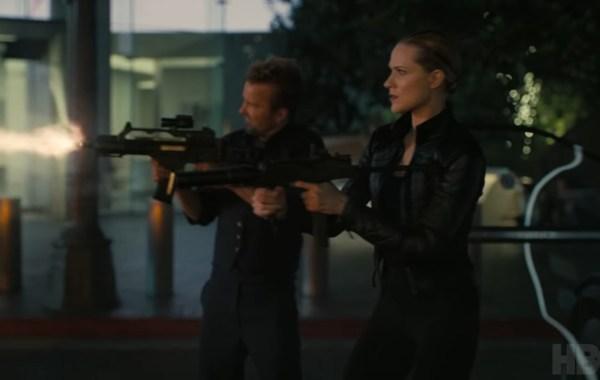 Westworld Season 3 secret trailers