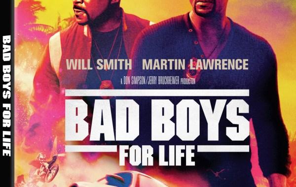 Bad Boys For Life 4K UHD image