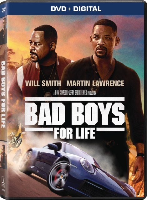 Bad Boys For Life; Arrives On Digital March 31 & On 4K Ultra HD, Blu-ray & DVD April 21, 2020 From Sony 4