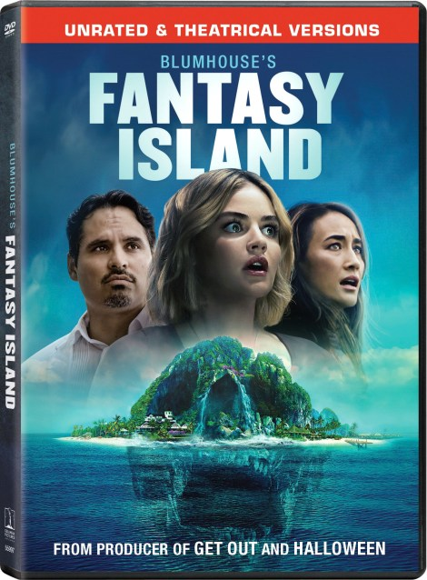 Blumhouse's 'Fantasy Island' Unrated; Arrives On Digital April 14 & On Blu-ray & DVD May 12, 2020 From Sony 3