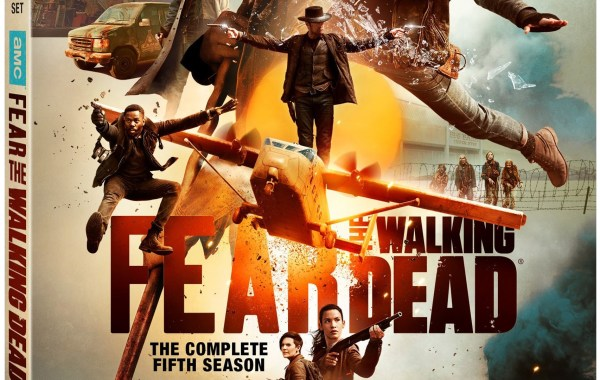 Fear The Walking Dead Season 5 Blu ray Featured image
