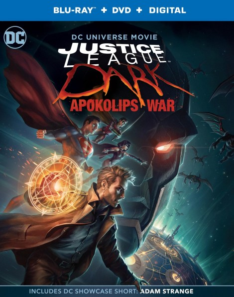 Justice League Dark: Apokolips War; Arrives On Digital May 5 & On 4K Ultra HD, Blu-ray & DVD May 19, 2020 From DC & Warner Bros 2
