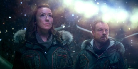 Lost in Space 2018 TV Series Image