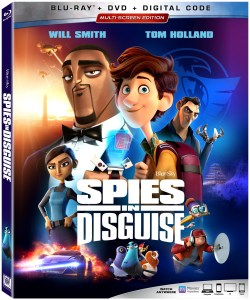 [Blu-Ray Review] Spies In Disguise; Now Available On 4K Ultra HD, Blu-ray, DVD & Digital From Fox 1