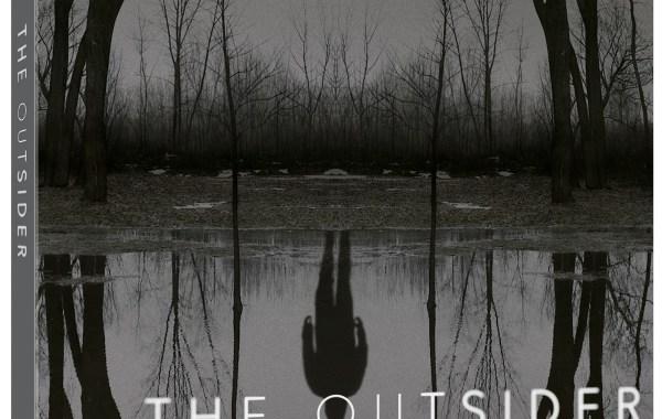 The Outsider Season 1 Blu ray Artwork