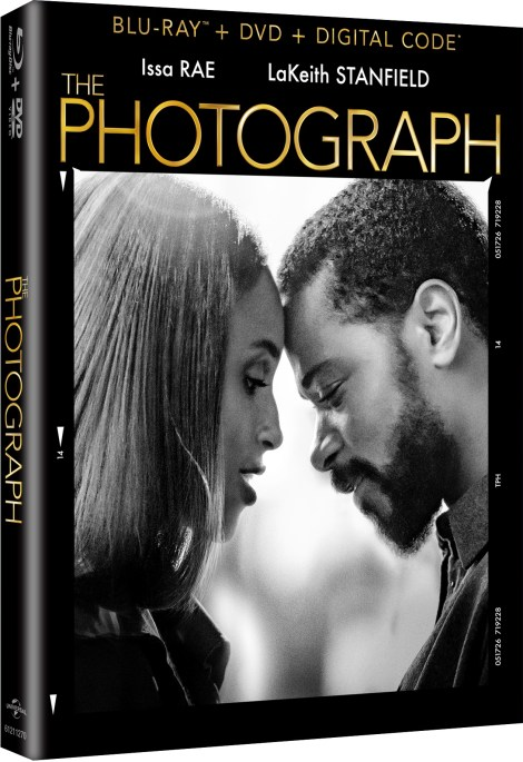 The Photograph Blu ray artwork featured image