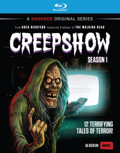 Creepshow: Season 1; Now Arriving On Blu-ray, DVD & Digital June 2, 2020 From RLJE 1