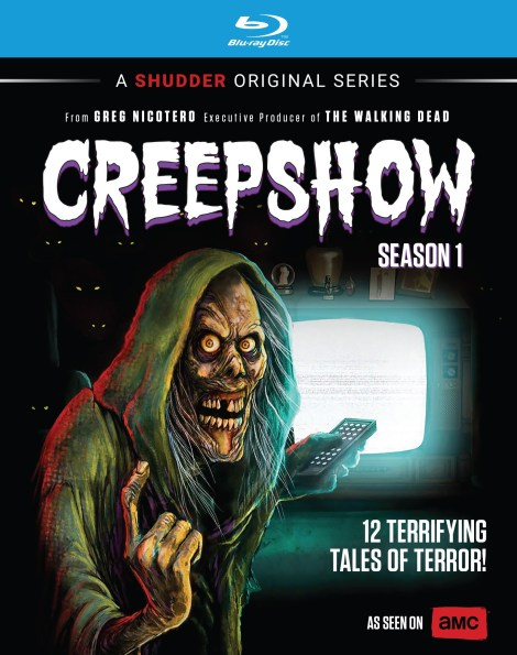 Creepshow Season 1 Blu ray artwork