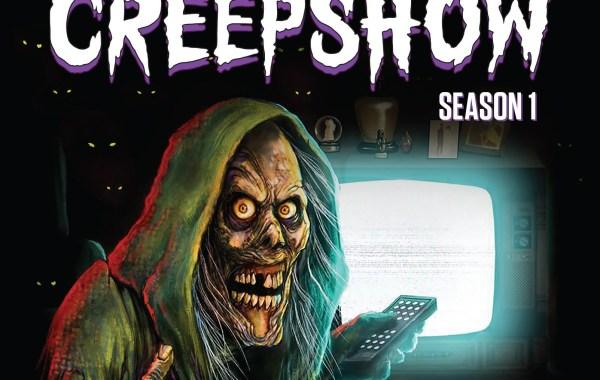 Creepshow: Season 1; Now Arriving On Blu-ray, DVD & Digital June 2, 2020 From RLJE 1