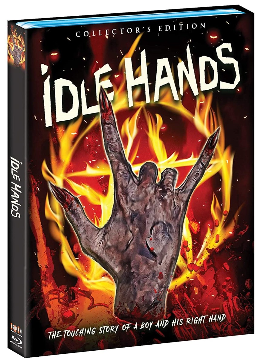 Idle Hands Collector's Edition Blu ray featured image