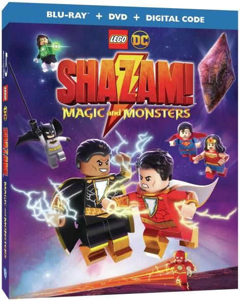 Trailer, Artwork & Details For 'LEGO DC: Shazam! Magic And Monsters'; Arrives On Digital April 28 & On Blu-ray & DVD June 16, 2020 From DC & Warner Bros 1