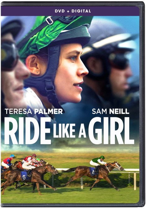 Ride Like A Girl DVD Giveaway image