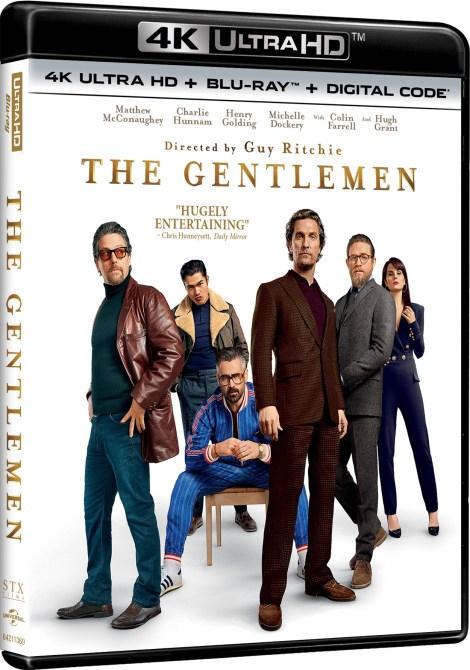 The Gentlemen 4K UHD release details Featured Image