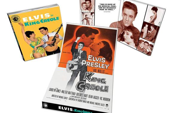 Paramount Presents: King Creole Blu ray Review image