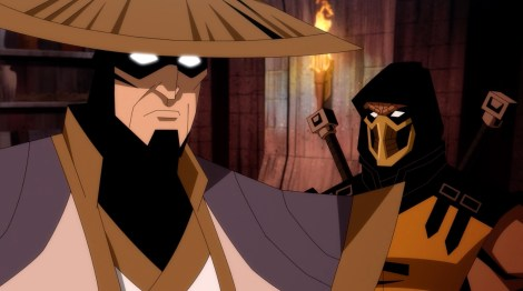 [Movie Review] 'Mortal Kombat Legends: Scorpion's Revenge' Is A Fun, Faithful & Blood-Drenched Animated Ride; Now Available From Warner Bros 5