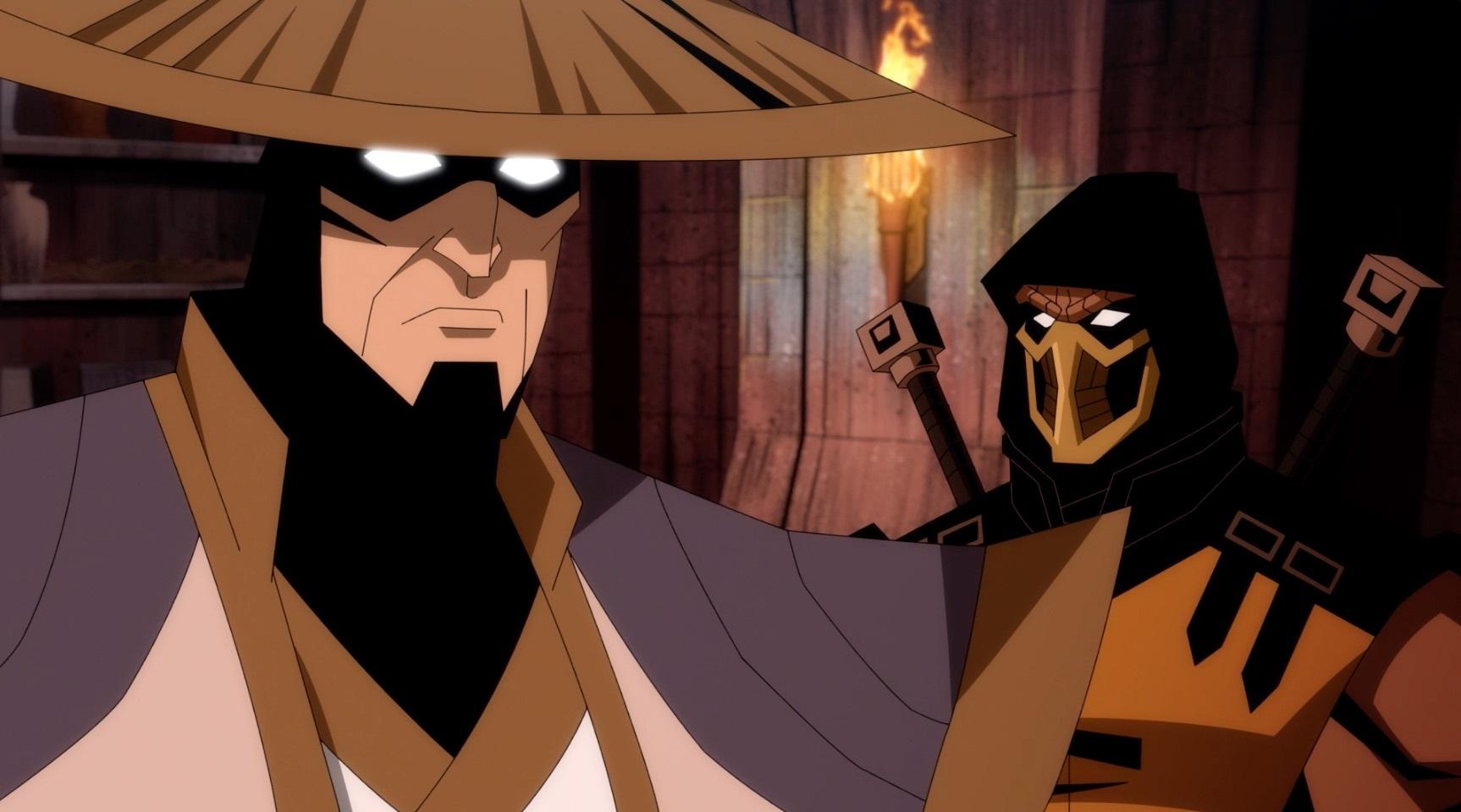 Movie Review Mortal Kombat Legends Scorpion S Revenge Is A Fun