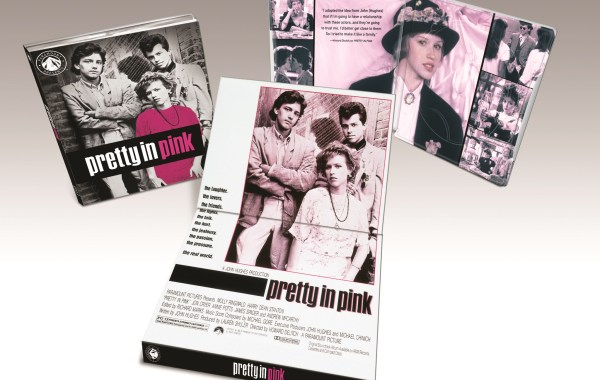 [Blu-Ray Review] Pretty In Pink (1986) (Paramount Presents); Now Available From Paramount 1