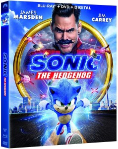 [Blu-Ray Review] Sonic The Hedgehog; Available On 4K Ultra HD, Blu-ray & DVD May 19, 2020 From Paramount 1