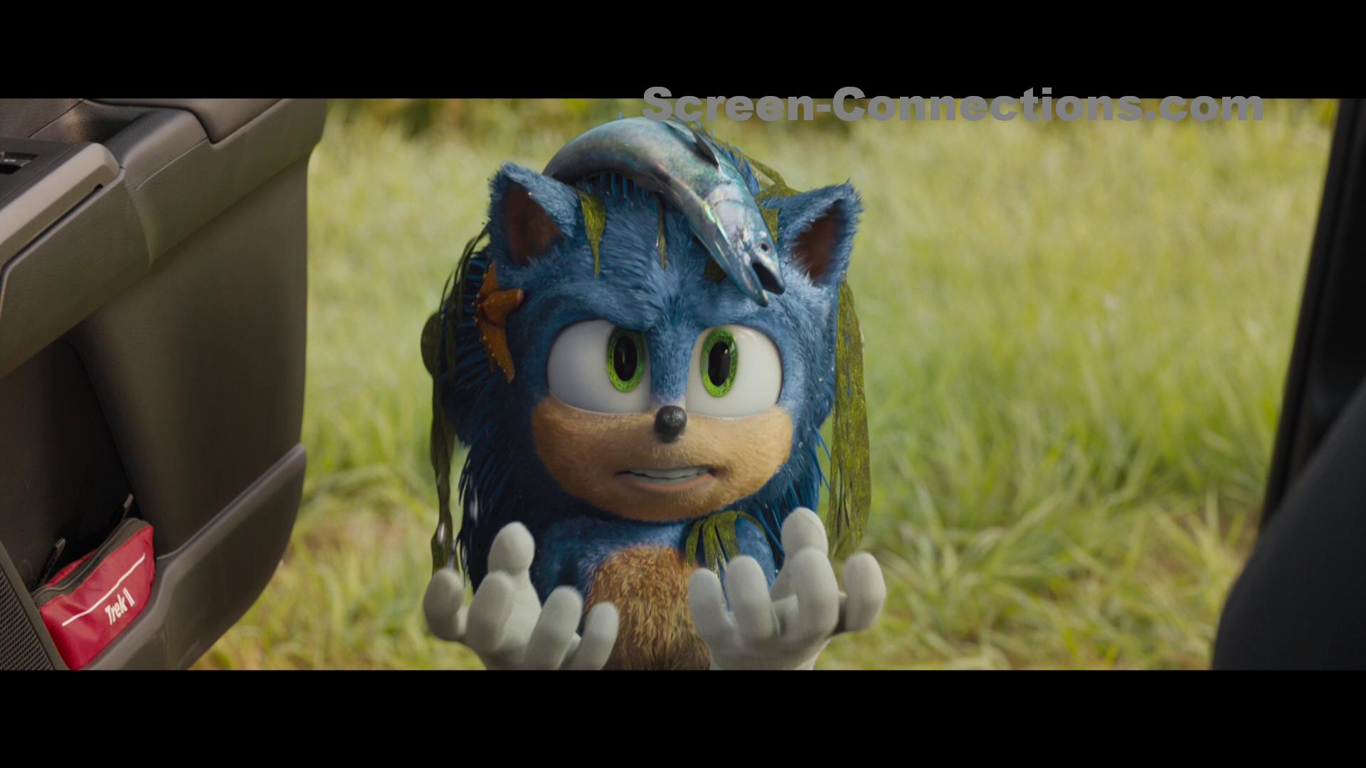 Blu Ray Review Sonic The Hedgehog Available On 4k Ultra Hd Blu