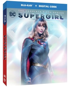 Supergirl: The Complete Fifth Season; Arrives On Blu-ray & DVD September 8, 2020 From DC & Warner Bros 1
