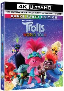 DreamWorks 'Trolls World Tour'; Arrives On 4K Ultra HD, Blu-ray & DVD July 7, 2020 From Universal 1