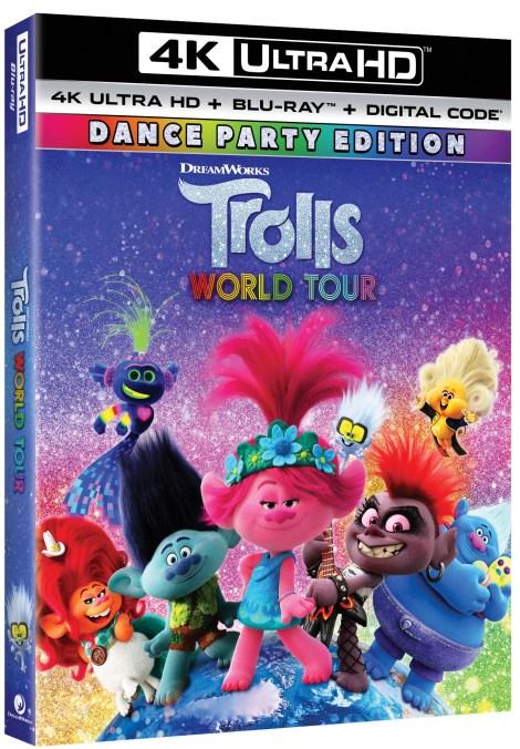 DreamWorks 'Trolls World Tour'; Arrives On 4K Ultra HD, Blu-ray & DVD July 7, 2020 From Universal 4