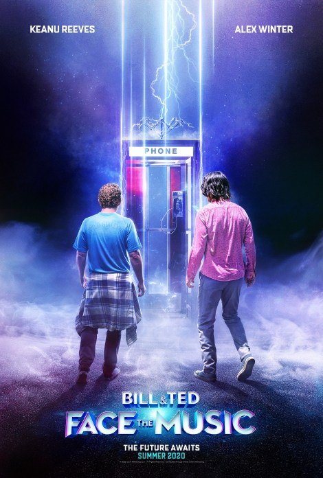 Bill & Ted Face The Music; The Most Excellent First Trailer & Poster For The Sequel Are Here! 2