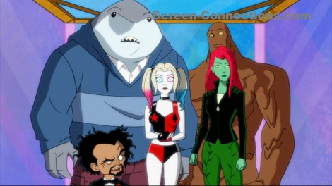 [DVD Review] Harley Quinn: The Complete First Season; Now Available On DVD From DC & Warner Bros 5