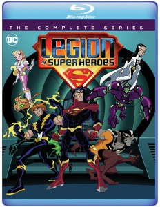 [Blu-Ray Review] Legion Of Super Heroes: The Complete Series; Now Available On Blu-ray From DC & Warner Archive 1