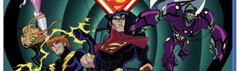 Legion Of Superheroes: The Complete Series; Arrives On Blu-ray July 14, 2020 From Warner Archive 33