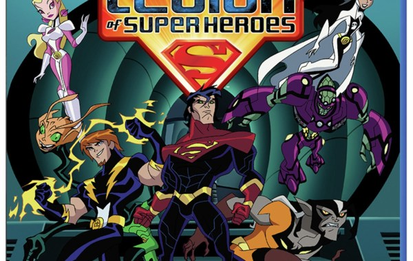 Legion Of Superheroes: The Complete Series; Arrives On Blu-ray July 14, 2020 From Warner Archive 5