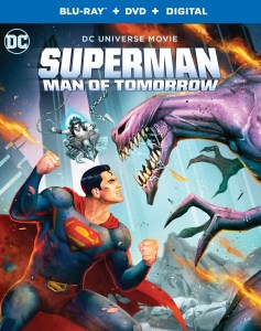 [Blu-Ray Review] 'Superman: Man Of Tomorrow'; Now Available On 4K Ultra HD, Blu-ray & Digital From DC & Warner Bros 1