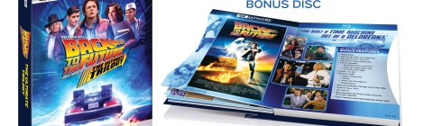 Back To The Future The Utlimate Trilogy 4K Ultra HD and Blu ray Release Date, Details and Artwork image