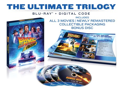 Back To The Future: The Ultimate Trilogy; Arrives On 4K Ultra HD & Blu-ray October 20, 2020 From Universal 5
