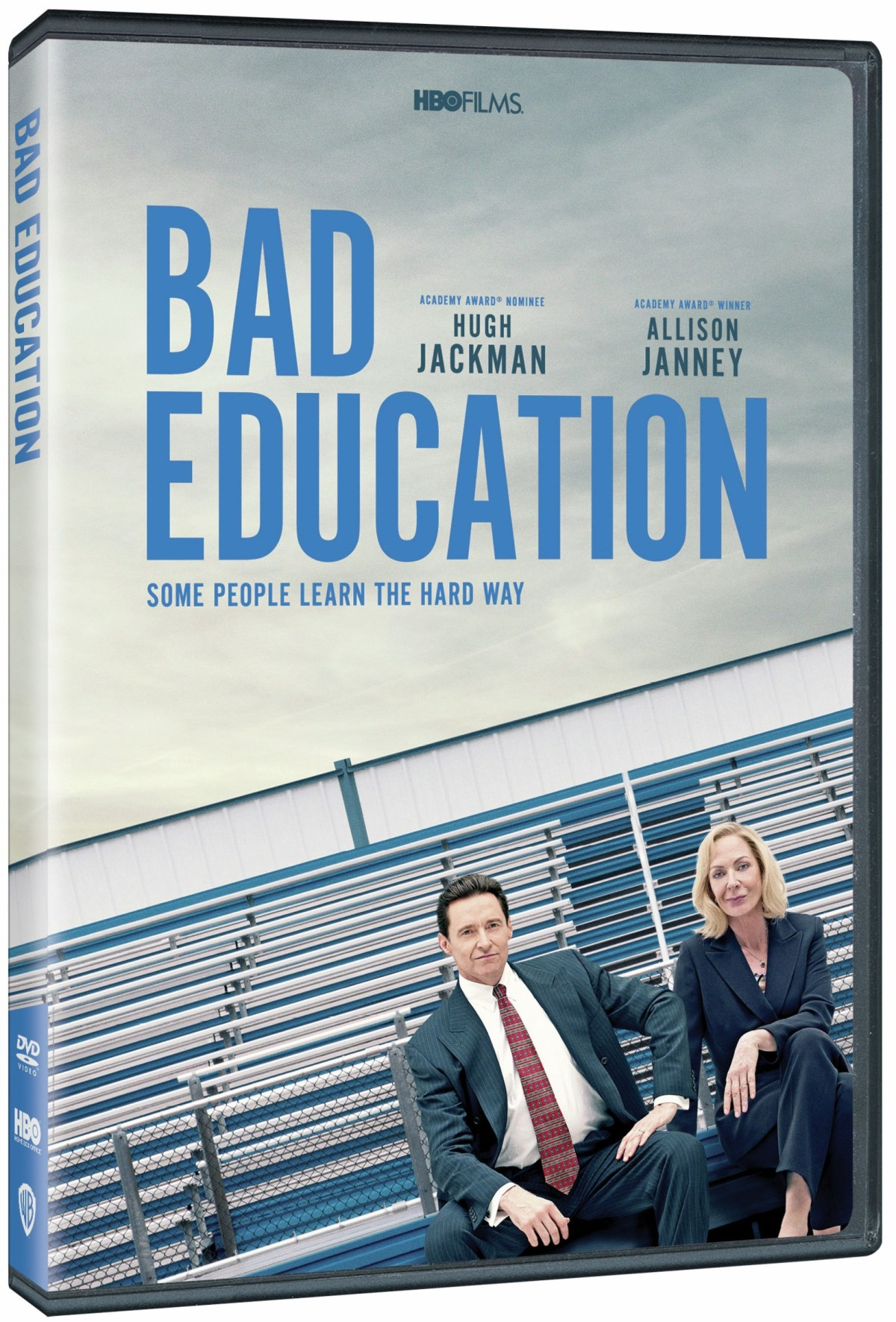 Bad Education Blu ray, DVD Release Date, Details and Artwork, HBO image