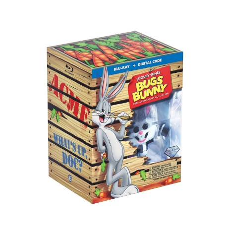 =NEW RELEASE DATE= Bugs Bunny 80th Anniversary Collection; Collector's Blu-ray Gift Set Now Arrives December 1, 2020 From Warner Bros 4