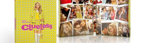 Clueless 25th Anniversary Steelbook Blu ray Review image