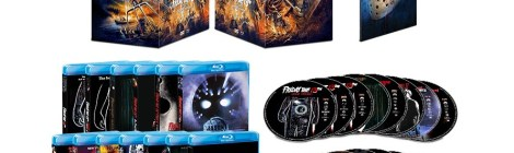 Friday The 13th (Deluxe Edition); The Jam-Packed 16-Disc Box Set Arrives On Blu-ray October 13, 2020 From Scream Factory 5