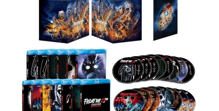 Friday The 13th (Deluxe Edition); The Jam-Packed 16-Disc Box Set Arrives On Blu-ray October 13, 2020 From Scream Factory 11
