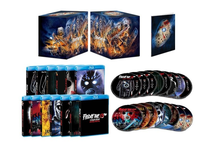 Friday The 13th (Deluxe Edition); The Jam-Packed 16-Disc Box Set Arrives On Blu-ray October 13, 2020 From Scream Factory 8
